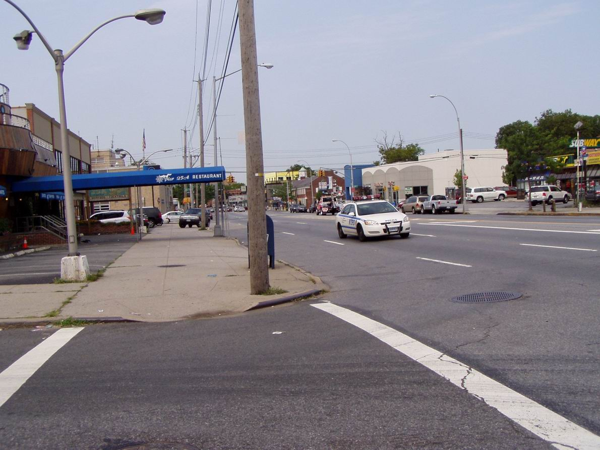 Northern Boulevard (NY Route 25A)